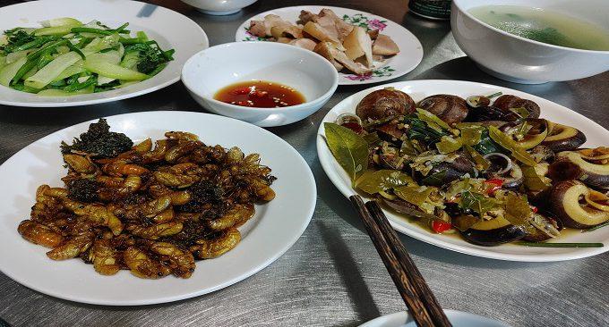 thưởng thức ẩm thực Tây Bắc ngay tại homestay