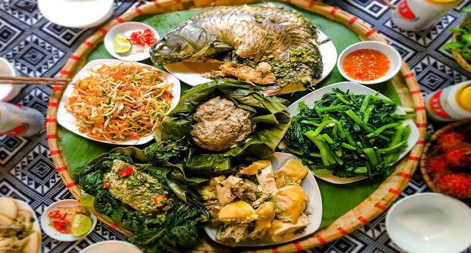 ẩm thực Tay Bắc dân dã