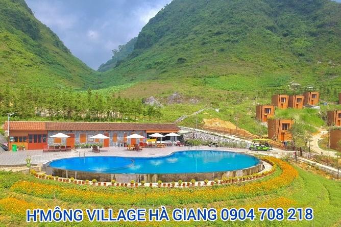 h mong village