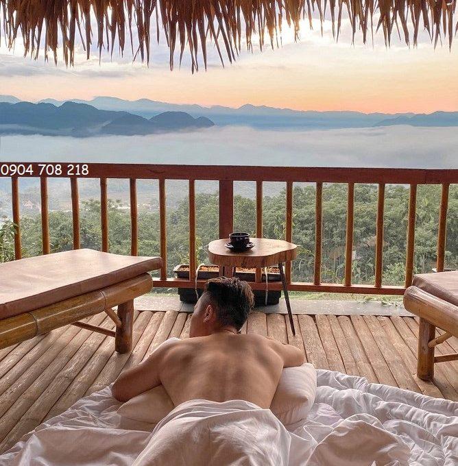 khách sạn pù luông retreat