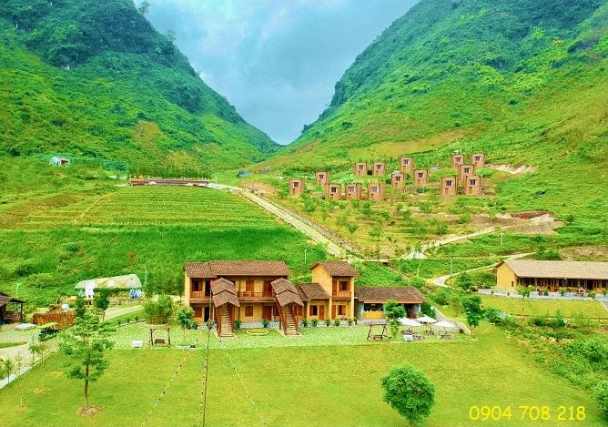 khu nghỉ dưỡng h mong village