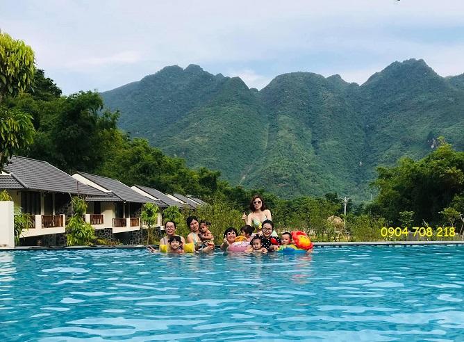 khu nghỉ dưỡng mai châu mountain view resort