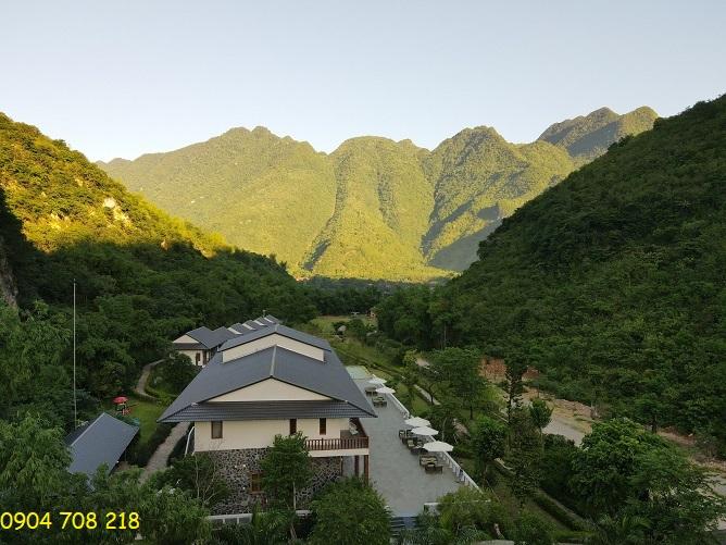 mai châu mountain view