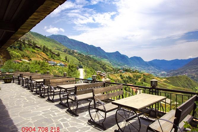 nhà hàng the mong resort