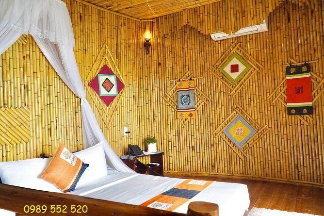 phòng nghỉ hmong resort