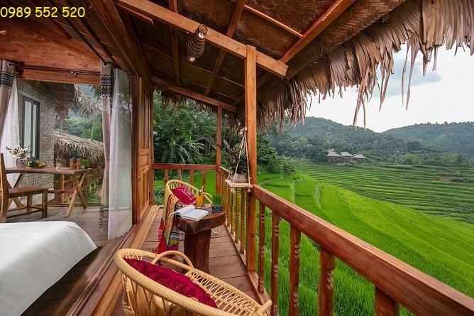 pù luông natura bungalow