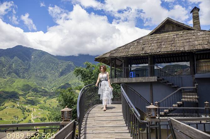 the h mong village sapa