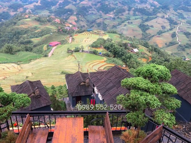 the mong resort sapa