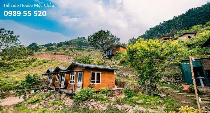 hillside house mộc châu