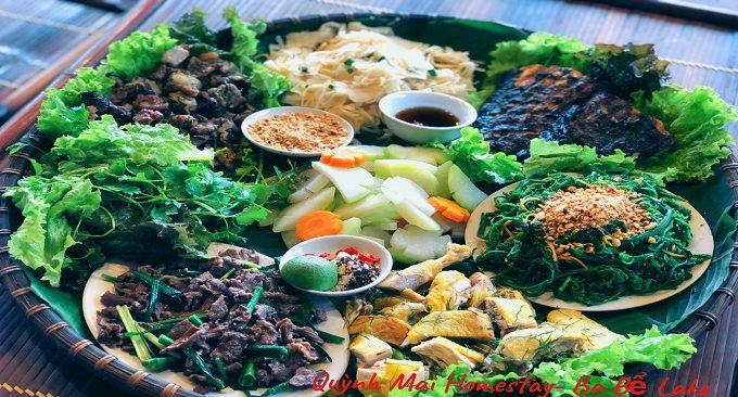 ẩm thực Ba Bể