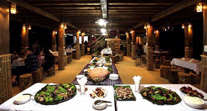 nhà hàng A Chu